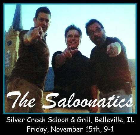 Saloonatics 11-15-13