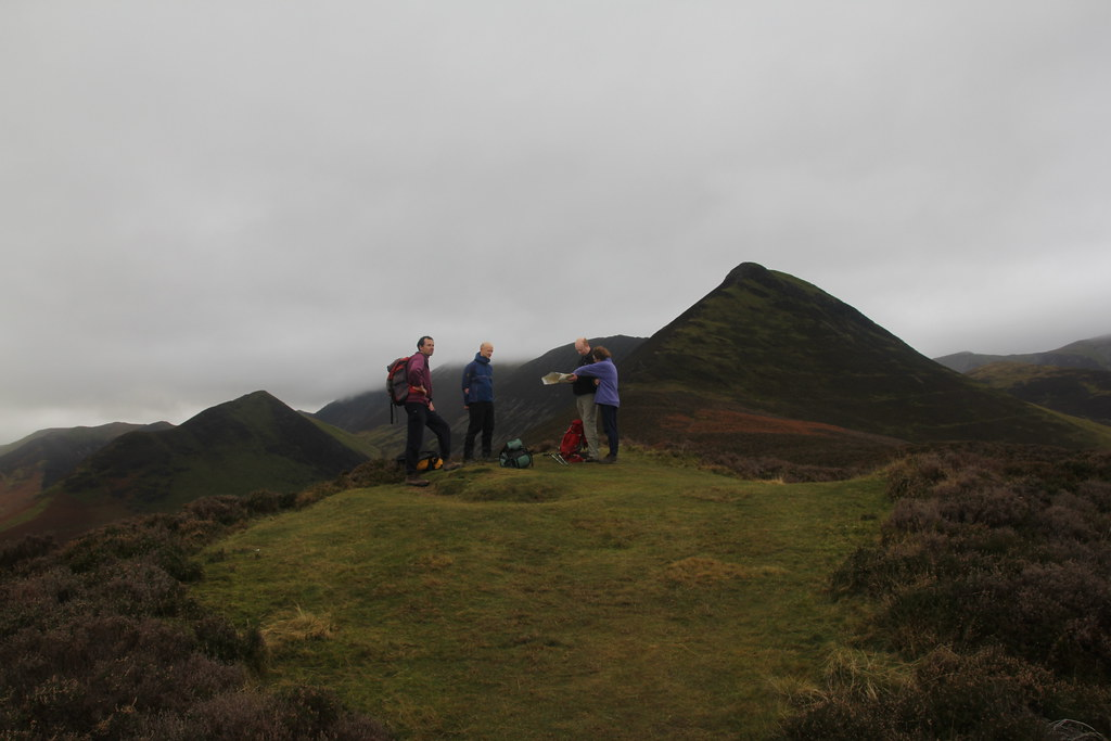 Rowling End, Causey Pike