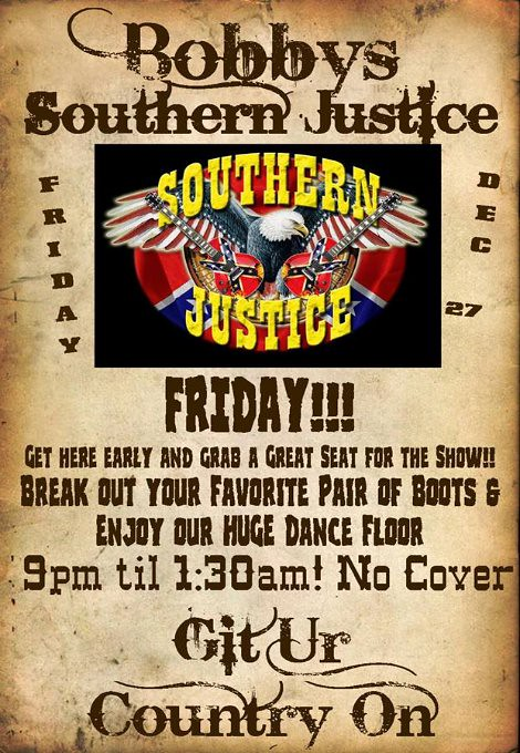 Southern Justice 12-27-13