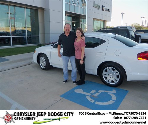 Happy Birthday to David A Carter from Joe Ferguson  and everyone at Dodge City of McKinney! #BDay by Dodge City McKinney Texas