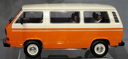 Premium Classixx VW Transporter T3 minibus
