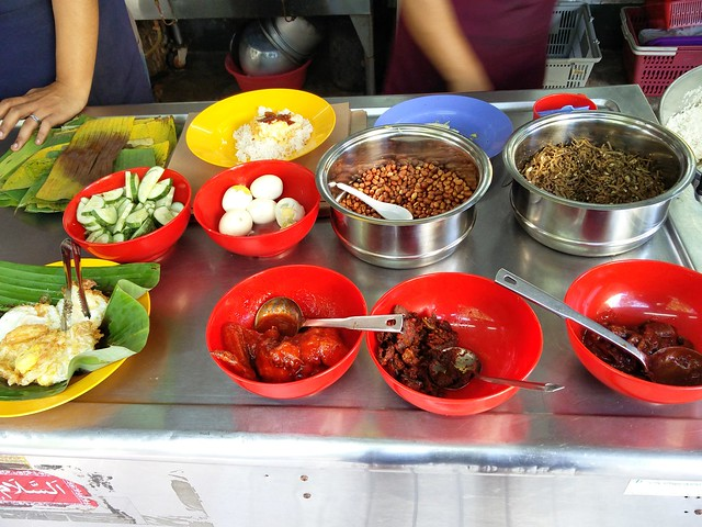 Nasi Goreng - Choices