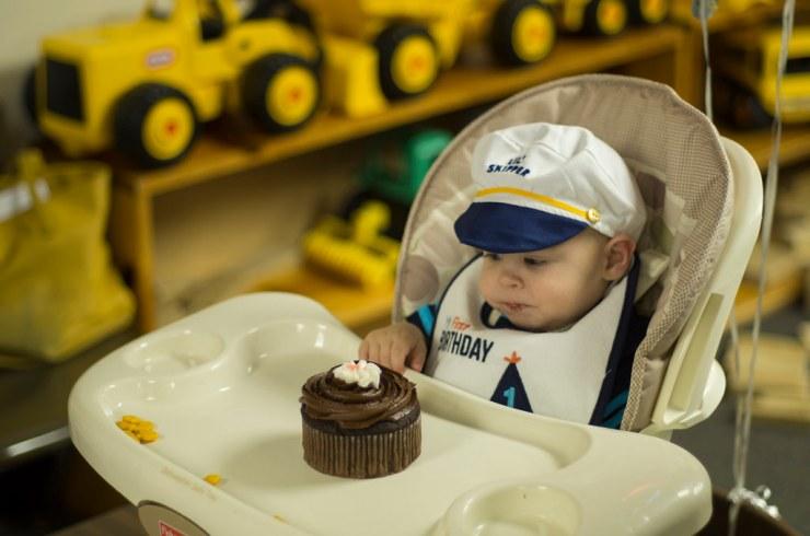 Micah's First Birthday
