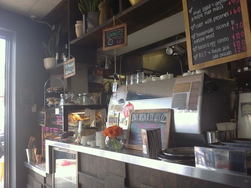 where the magic happens - twig cafe, surry hills