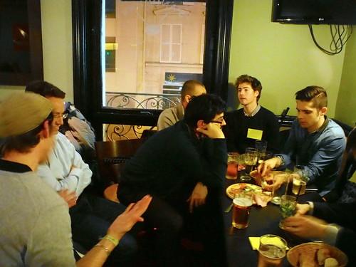 ScrumBeer 11/2013 : Arnaud en écoute active