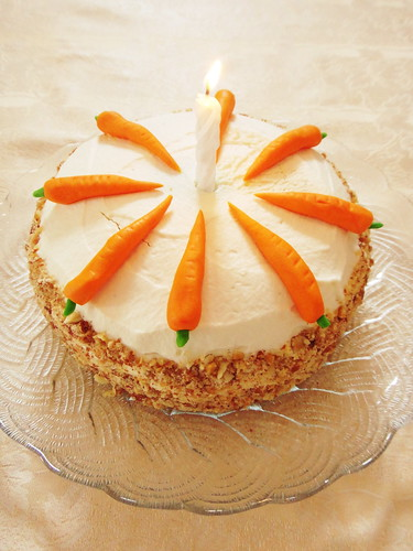 How Much Carrots Should I Use In Carrot Cake