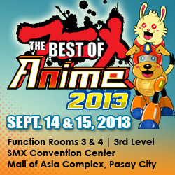 Best of Anime 2013