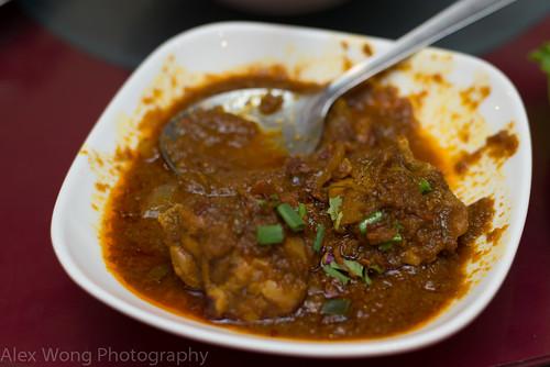Ayam Kapitan/Nyonya Braised Chicken