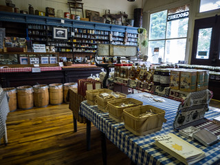 Sugar Tree General Store Interior