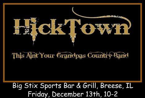 Hicktown 12-13-13