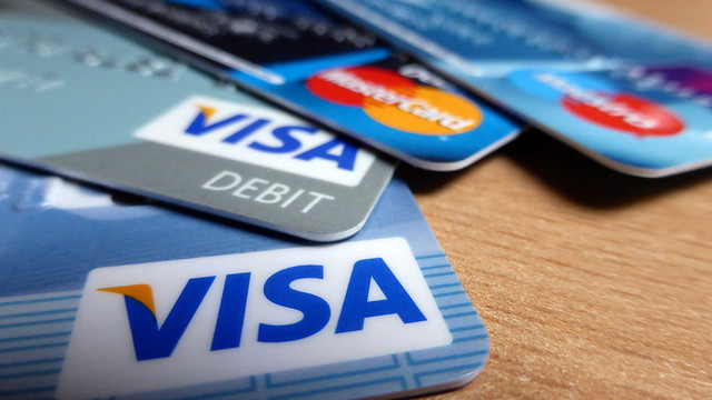 Photo:Credit Cards By:Sean MacEntee