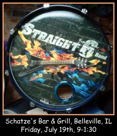 Straight 6 Band 7-19-13