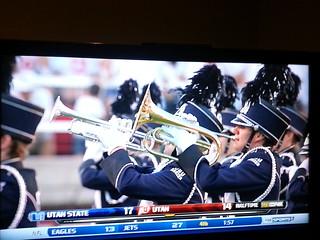 USU Aggie Marching Band