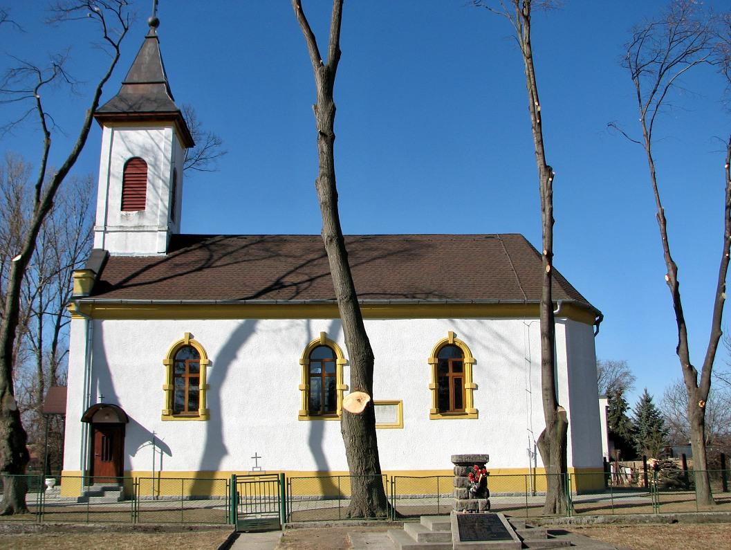 Kostol v Koishách n. Ipľom