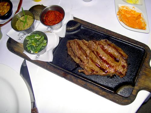 La Cabrera restaurante