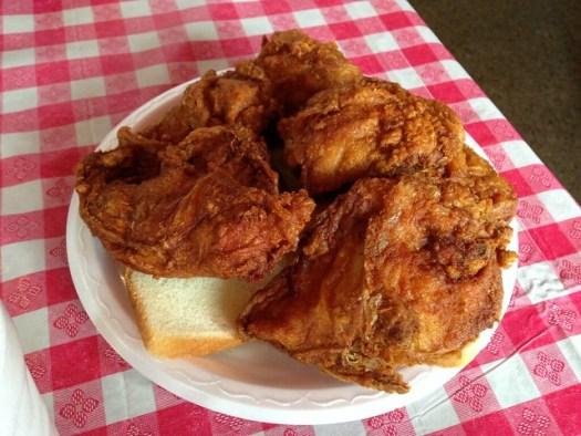 Gus' Fried Chicken, Memphis TN