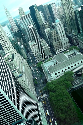Weekly Photo Challenge: From Above from Pinay New Yorker