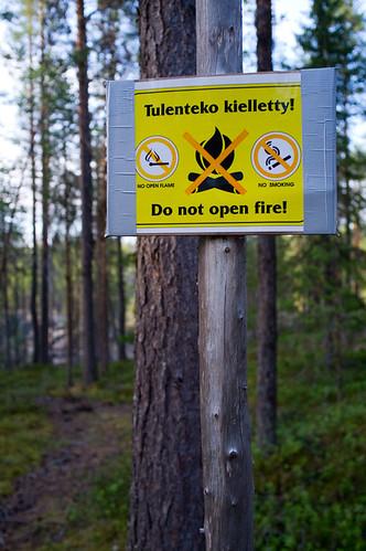 Do not open fire!