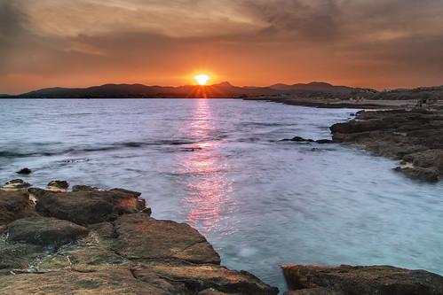 Atardecer, Mallorca.