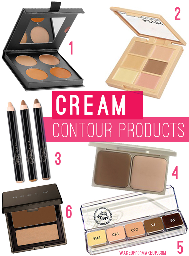 Cream Contour Tutorial: Best Cream Contour Products