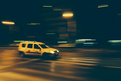 Day 120 - Late night rush by Alexandru Georgescu