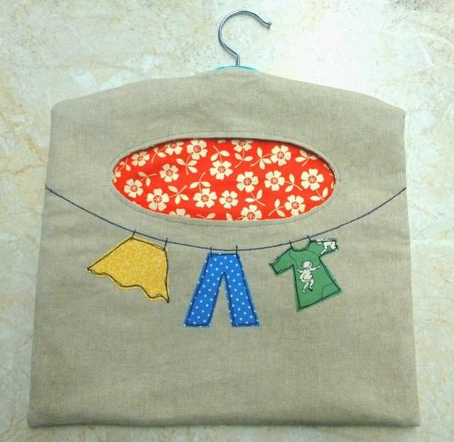 Peg Bag Class samples