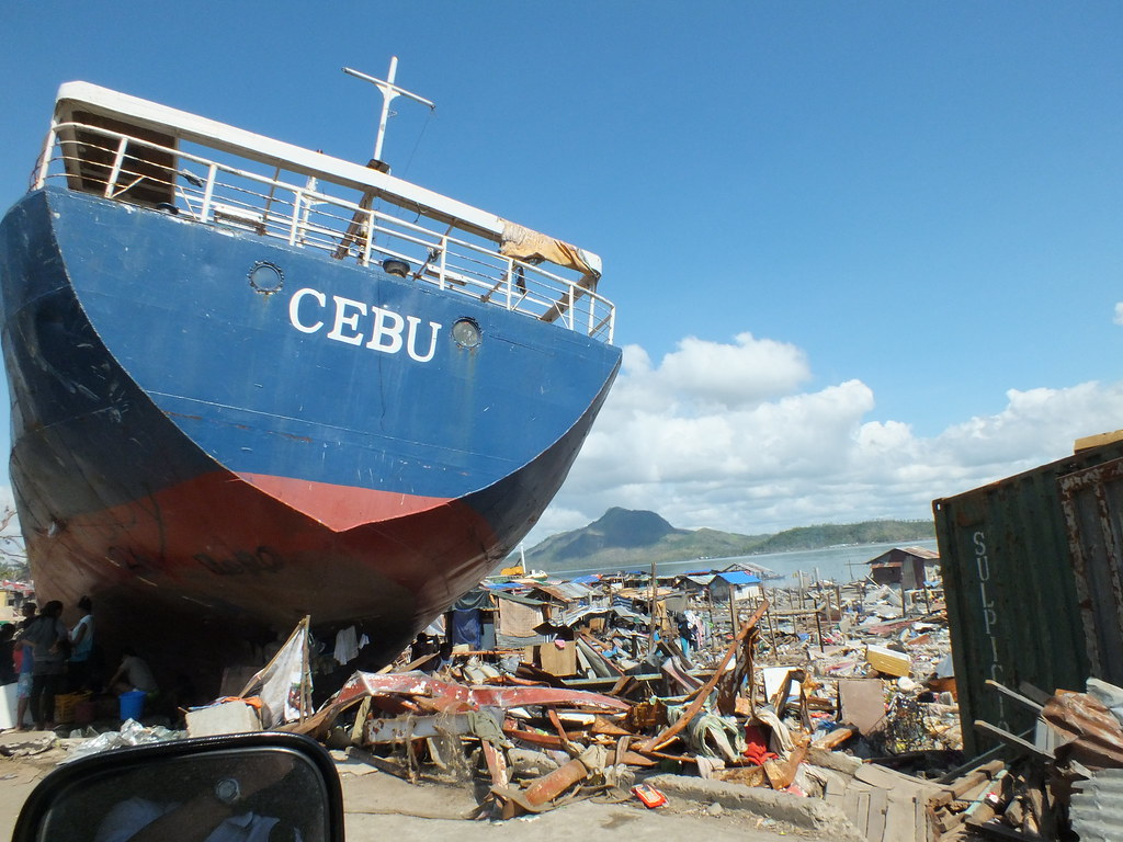 Typhoon Haiyan (Yolanda) - Tacloban City