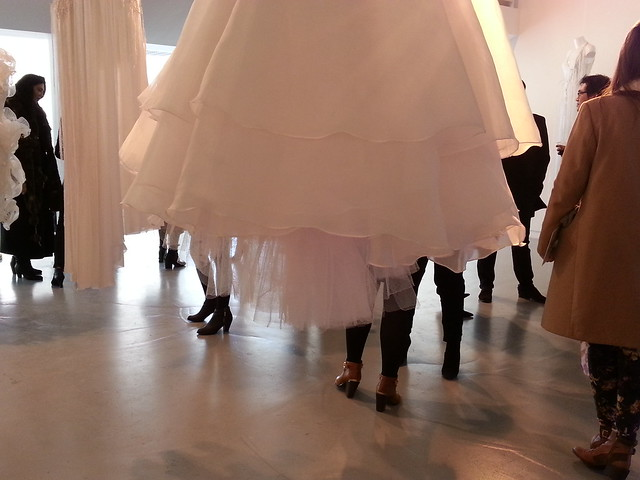 Defined Moment, SS15 haute couture presentation