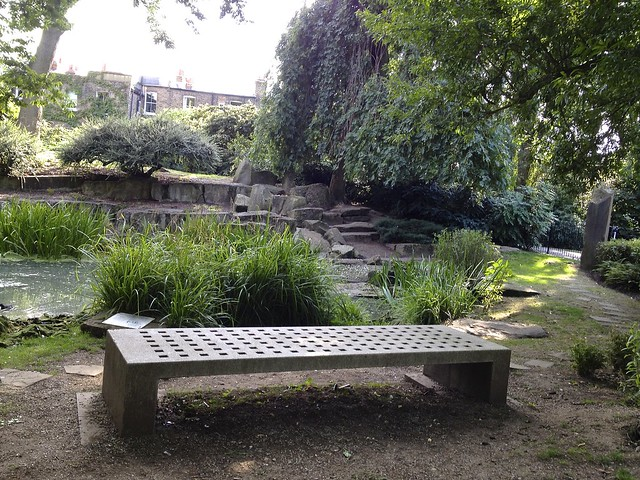 Hammersmith Park Japanese Garden