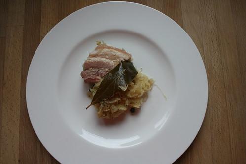 Sauerkraut by the james kitchen