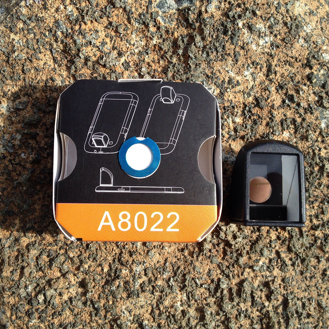 Magnet Stick-on Spy Lens (90°) Periscoping Lens