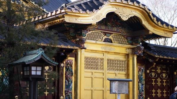 Ueno park toshogu