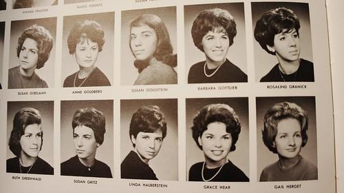 College Graduation Yearbook Photo