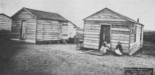 Mitchelville Refugee Quarters 1864