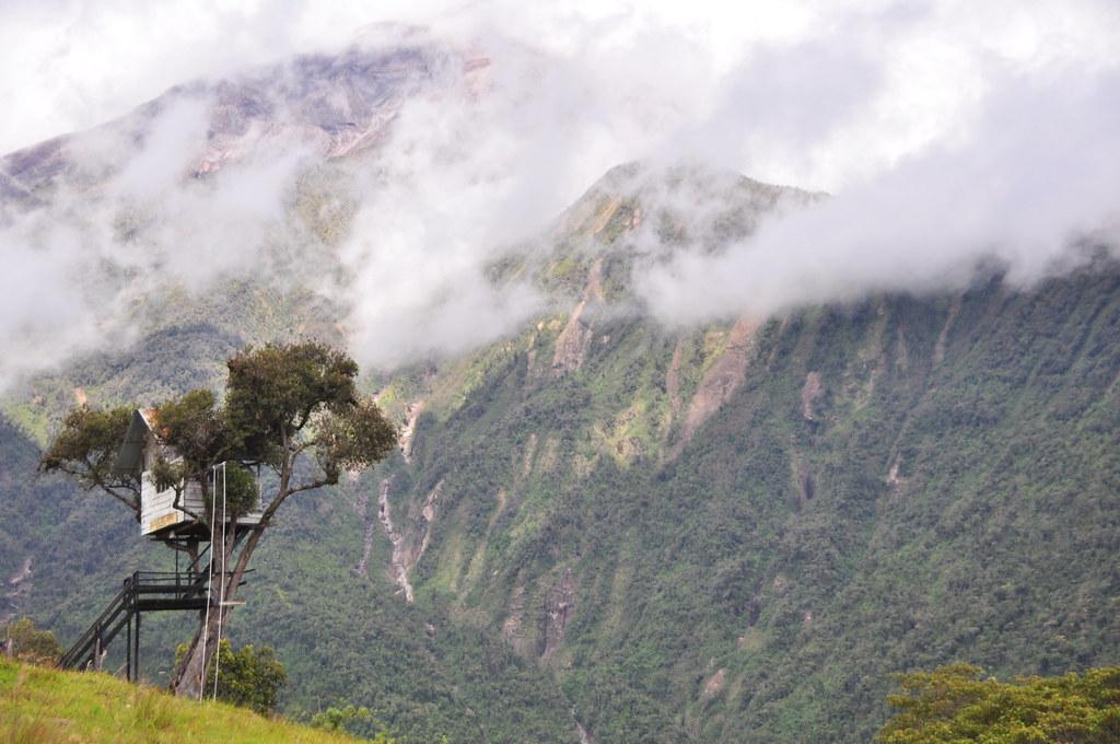 La Casa del Árbol (The Treehouse), Ecuador