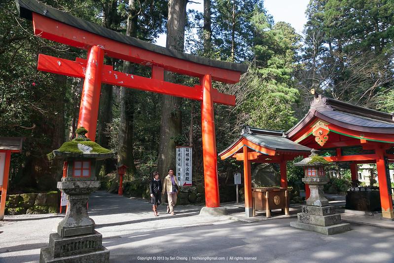 神社 箱根 箱根神社