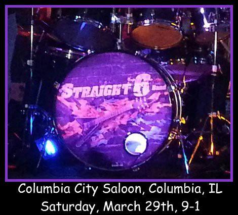 Straight 6 Band 3-29-14