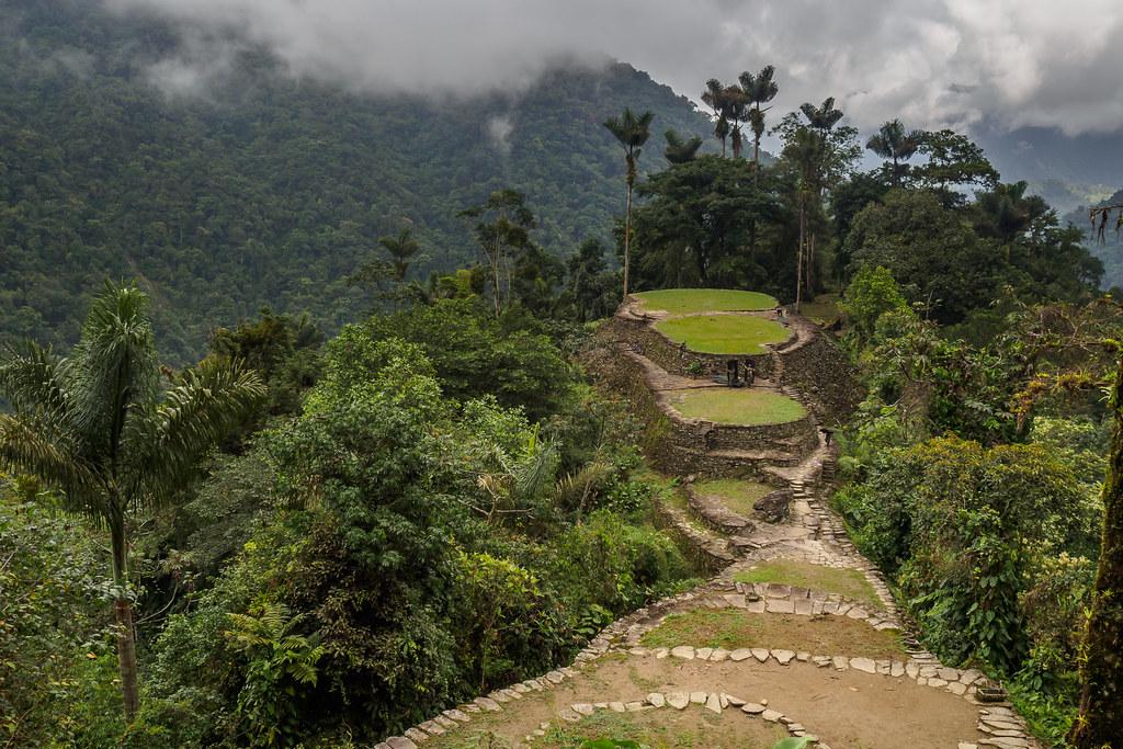 Best treks in the world - Trekking to Ciudad Perdida Colombia