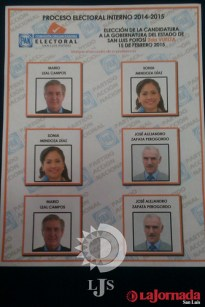 PAN listo para su proceso de votación interno del próximo domingo