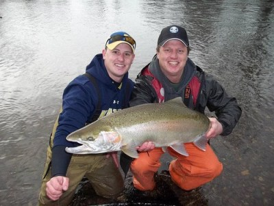 kilchis river steelhead salmon