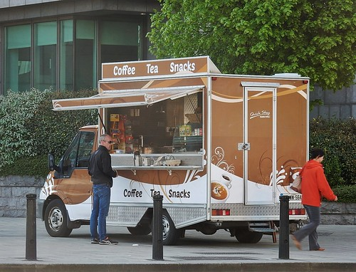 Mobile Snack Van