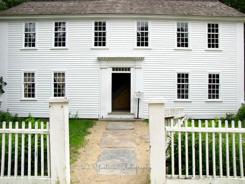 The Parsonage House Circa 1748