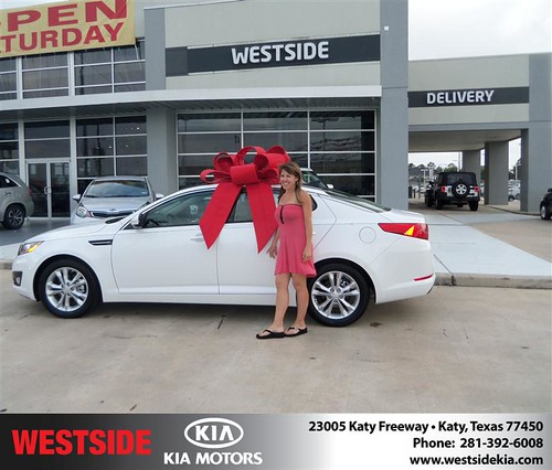 Happy Birthday to Elizabeth Corpus from Rizkallah Elhallal and everyone at Westside Kia! by Westside KIA