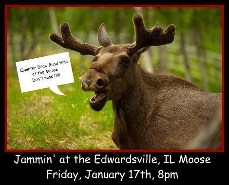 QDB at the Moose 1-17-14