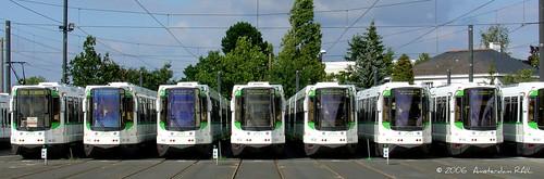 Nantes: Line up