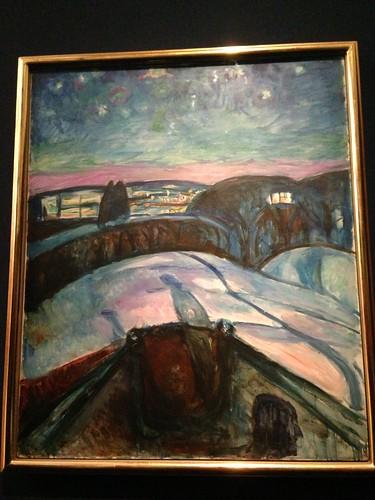 Edvard Munch. Munch Museum, Oslo. Noruega