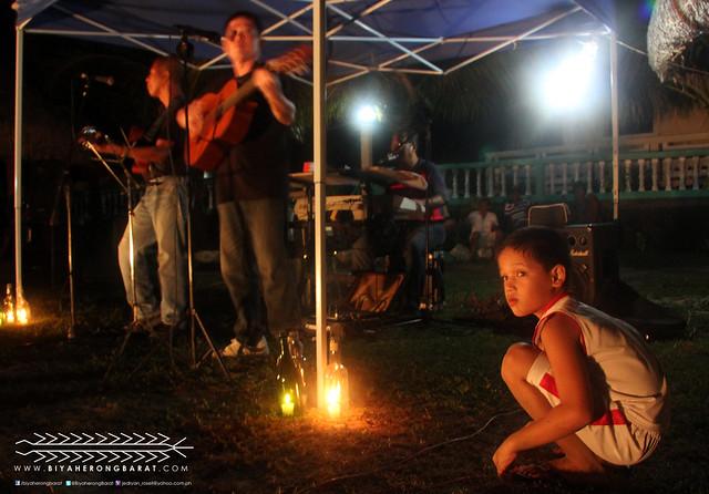 Live band Gubat October Swellfest