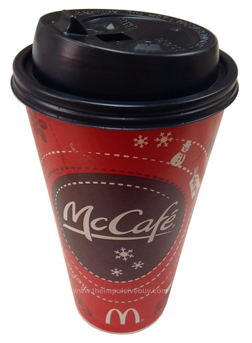 McDonald's White Chocolate Mocha