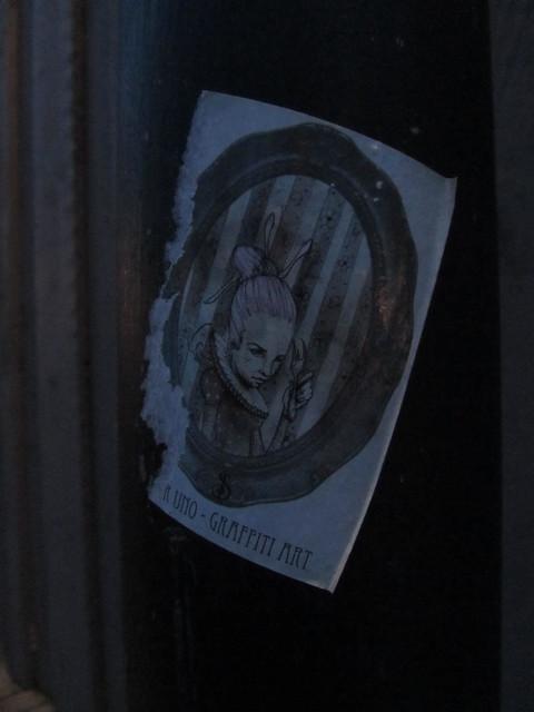 Sokar Uno sticker