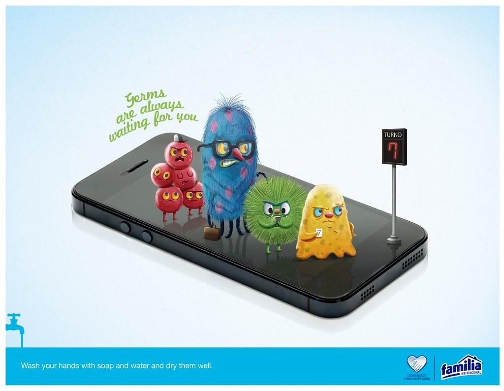 Familia - Phone Germs